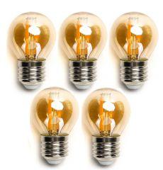 LED filament G45 E27 6w